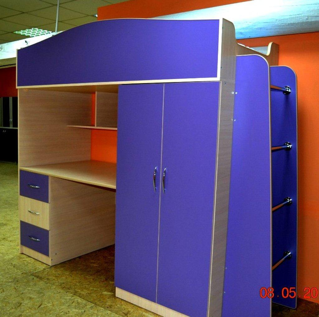 Мебель: Кровать чердак в Изготовление корпусной мебели, МебельНИК