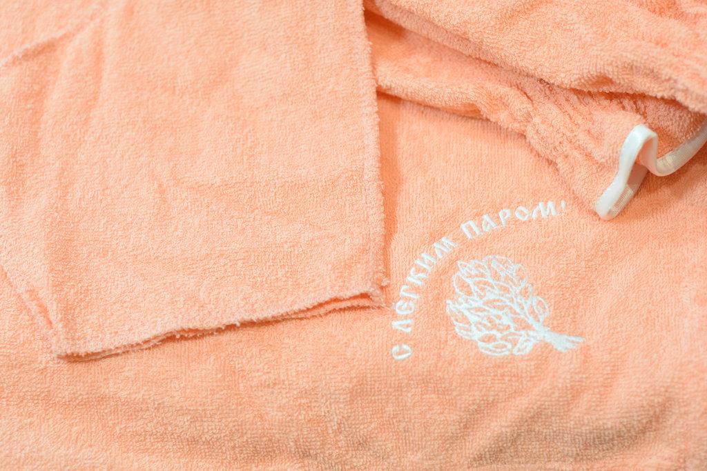 Банные наборы: Махровый банный набор женский в Баклажан, студия вышивки и дизайна