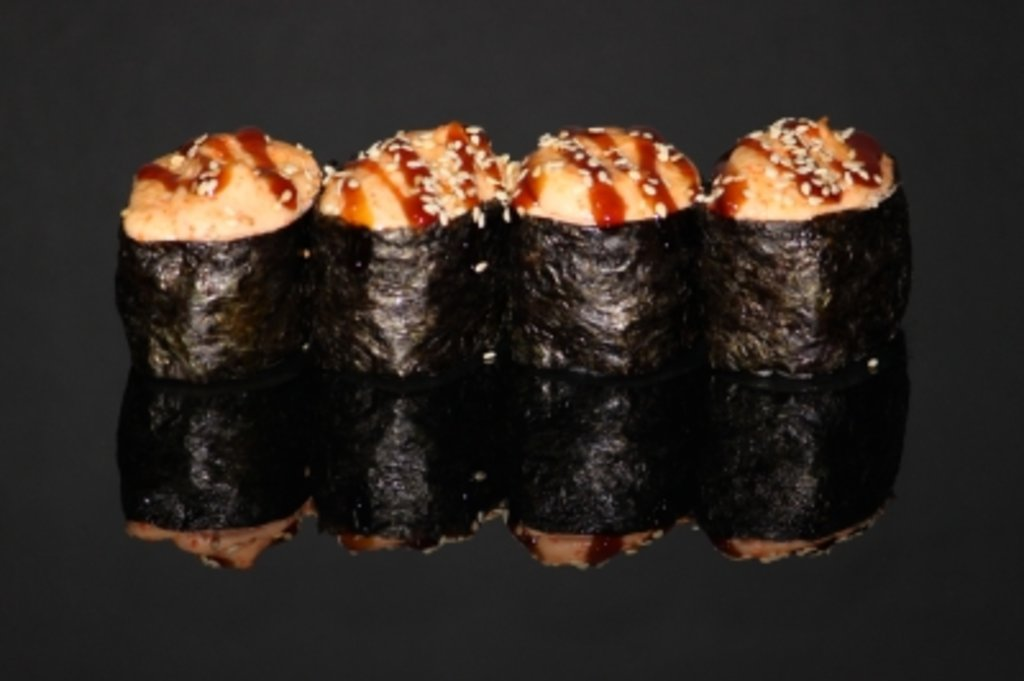 Суши: Яки гункан в Rise-of-Rice