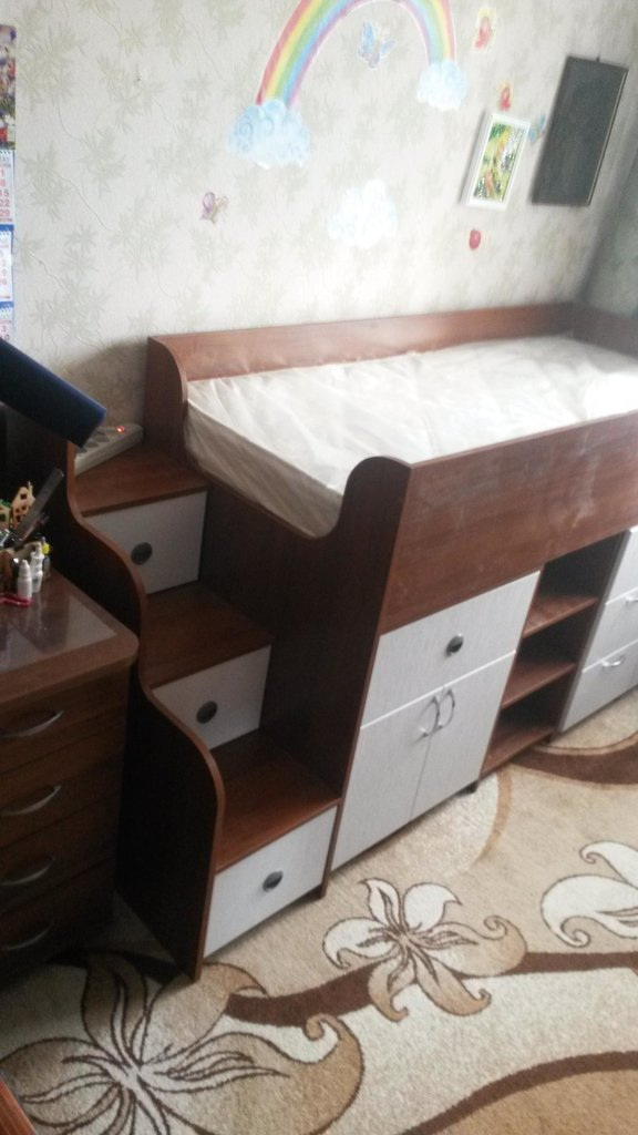 Детские: Детская 3 в Квадра Мебель