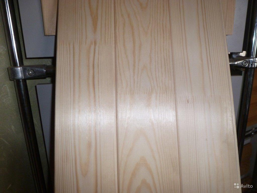 Стройматериалы: Вагонка сосна Штиль срощенная сорт Экстра в Отделочные материалы из дерева на Беляевской