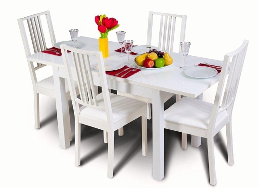 Столы кухонные: Стол СХ раздвижной. в АРТ-МЕБЕЛЬ НН