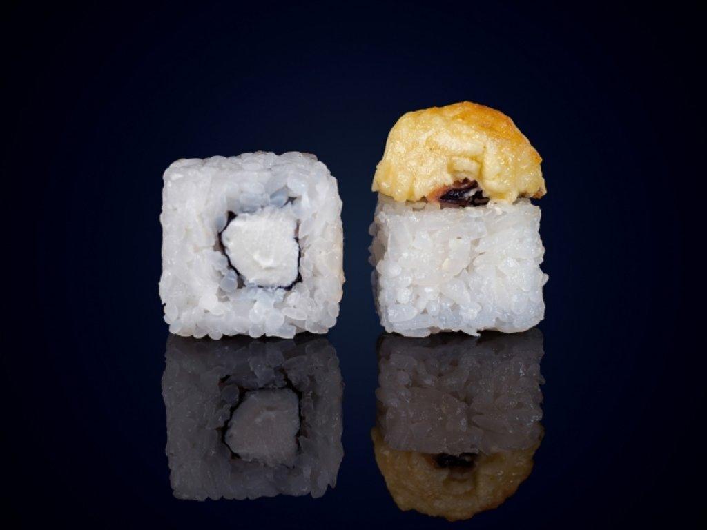 Запеченные: Ягай маки в МЭСИ суши&роллы