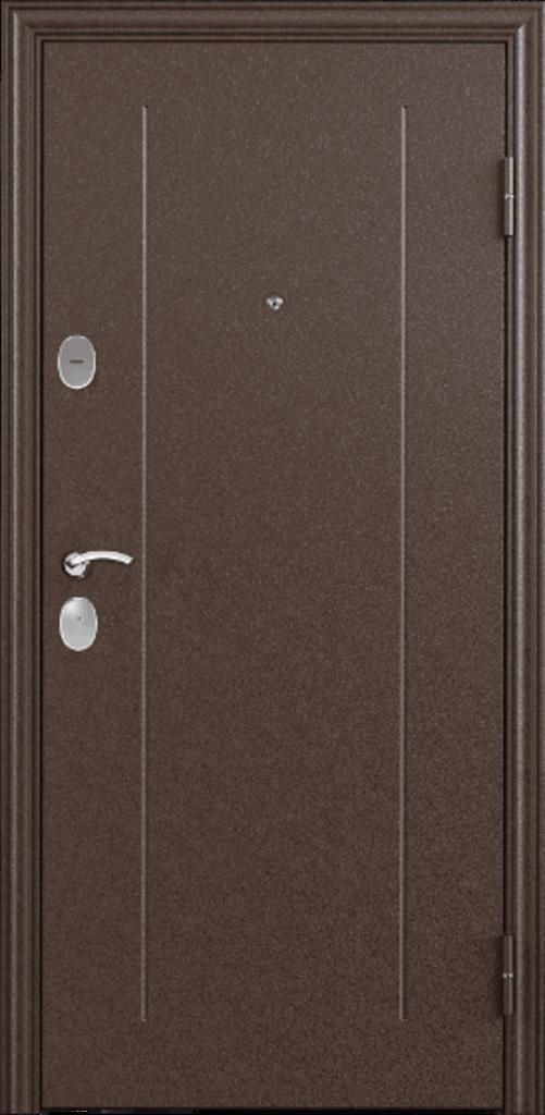 Входные двери: TOREX Delta Steel M в ОКНА ДЛЯ ЖИЗНИ, производство пластиковых конструкций