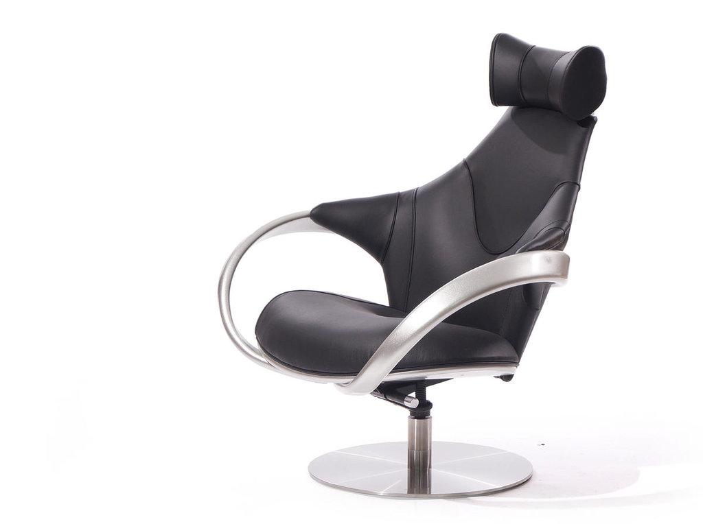 Кресла: Кресло Априори R серебро в Актуальный дизайн