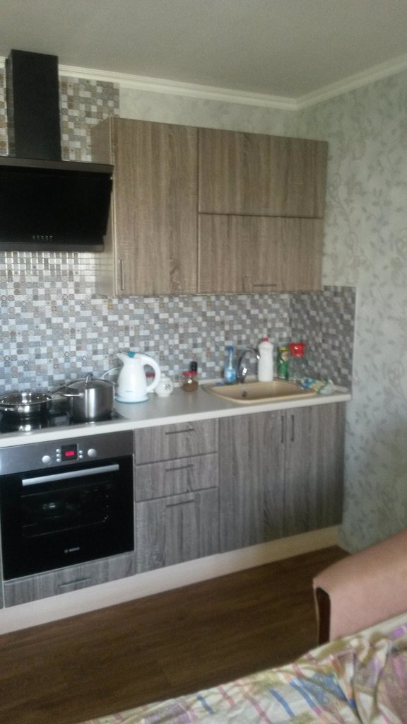 Кухни: Кухня 13 в Квадра Мебель