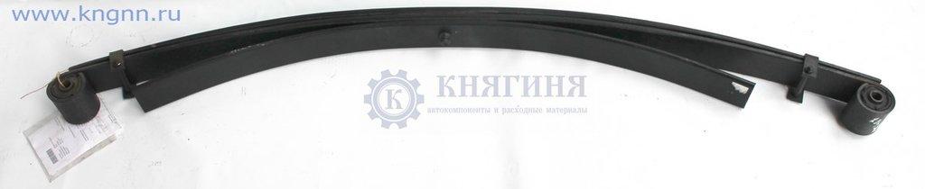 Рессора: Рессора ГАЗель бизнес задняя (2-х лист.) с подресор. и сайлент. в Волга