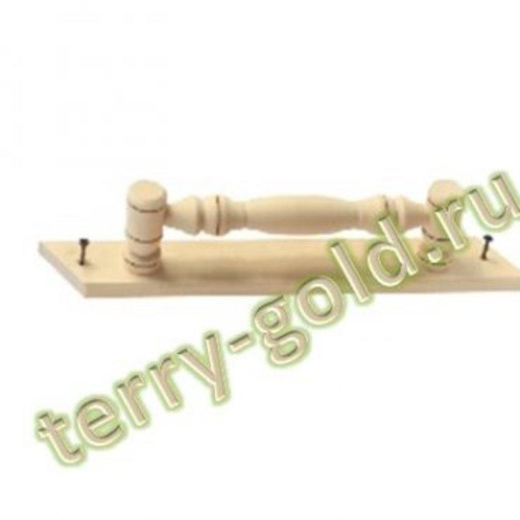 Дверные ручки: Ручка дверная точеная в Terry-Gold (Терри-Голд), погонажные изделия