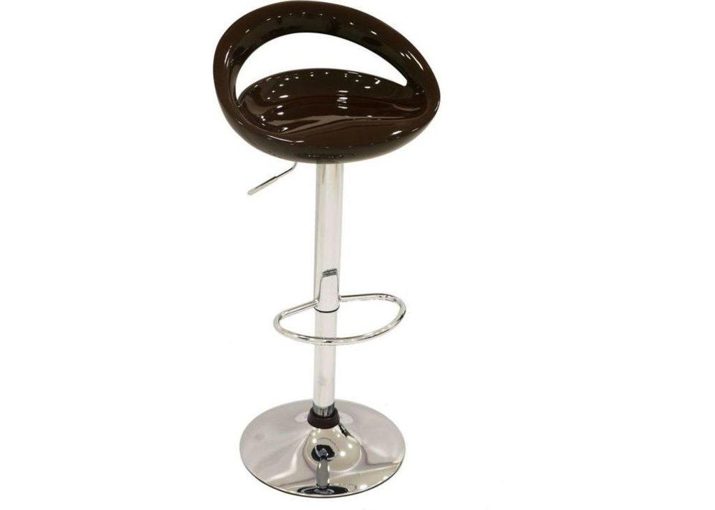 Стулья барные: Барный стул Disco (хром) в АРТ-МЕБЕЛЬ НН
