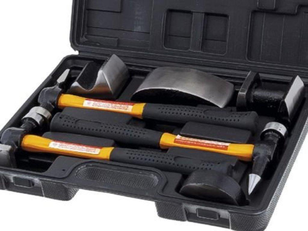Инструмент для ремонта и диагностики деталей кузова и салона автомобилей: KA-2146K набор для правки ручной в Арсенал, магазин, ИП Соколов В.Л.