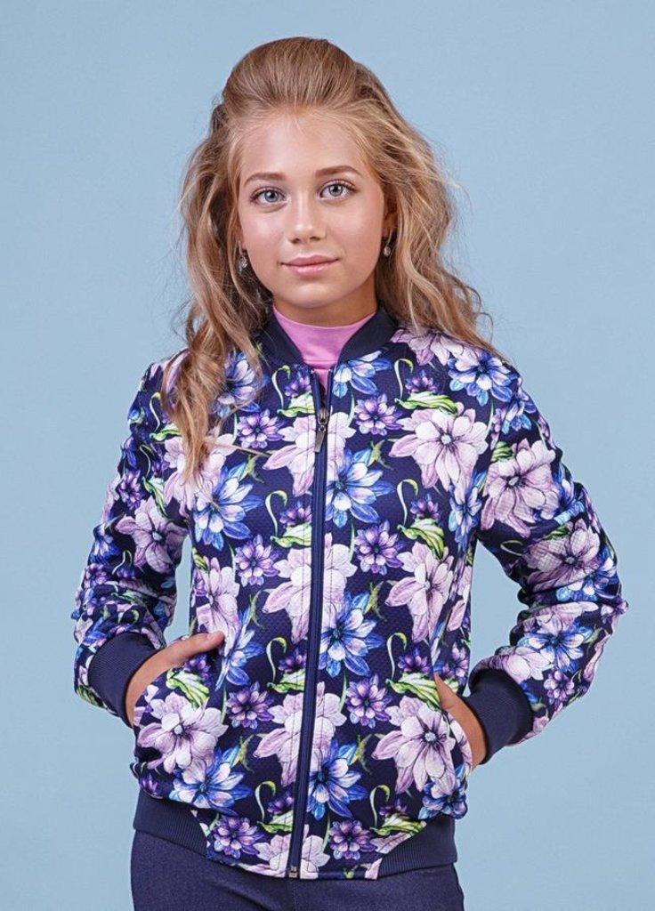 Одежда для девочек: Куртка для девочки 48-8015-2 в Детский универмаг
