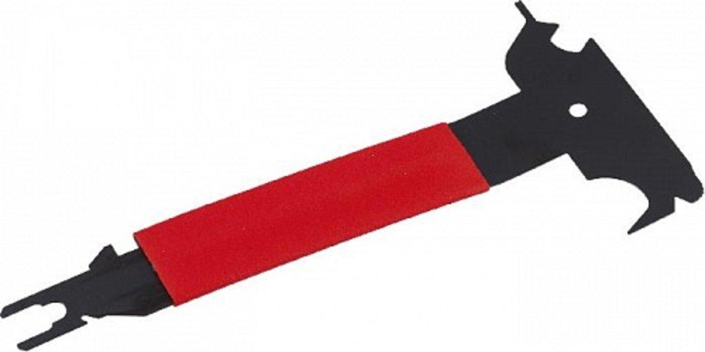 Инструмент для ремонта и диагностики деталей кузова и салона автомобилей: KA-6025 ключ специал. для уплотнителей 10 в 1 в Арсенал, магазин, ИП Соколов В.Л.