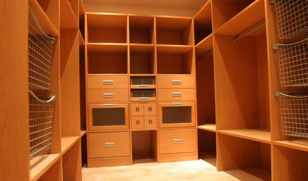 Гардеробная в Изготовление корпусной мебели, МебельНИК