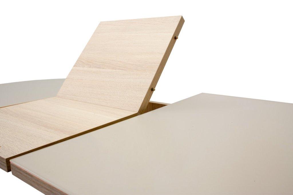 Столы кухонные: Стол ПГ-01 раздвижной, матовое стекло (хром) в АРТ-МЕБЕЛЬ НН