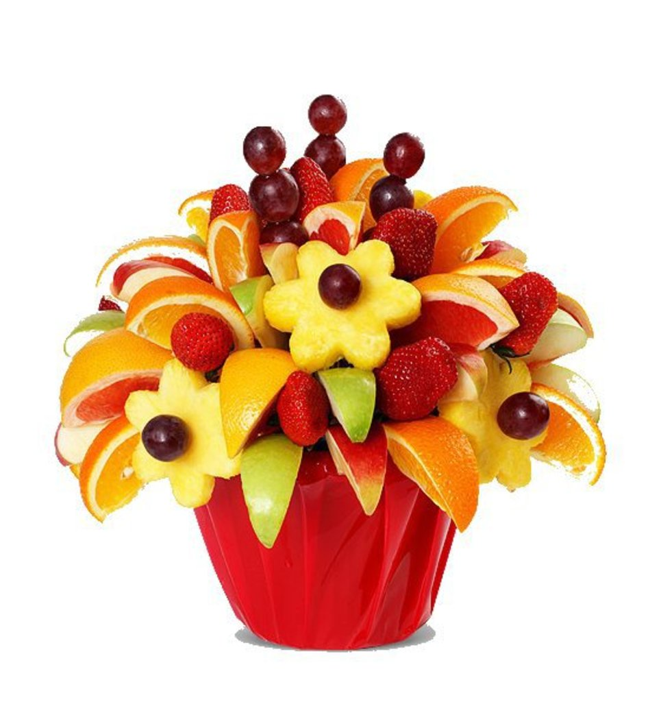 ВСЕ БУКЕТЫ: Фруктовый салют в Fruit Art