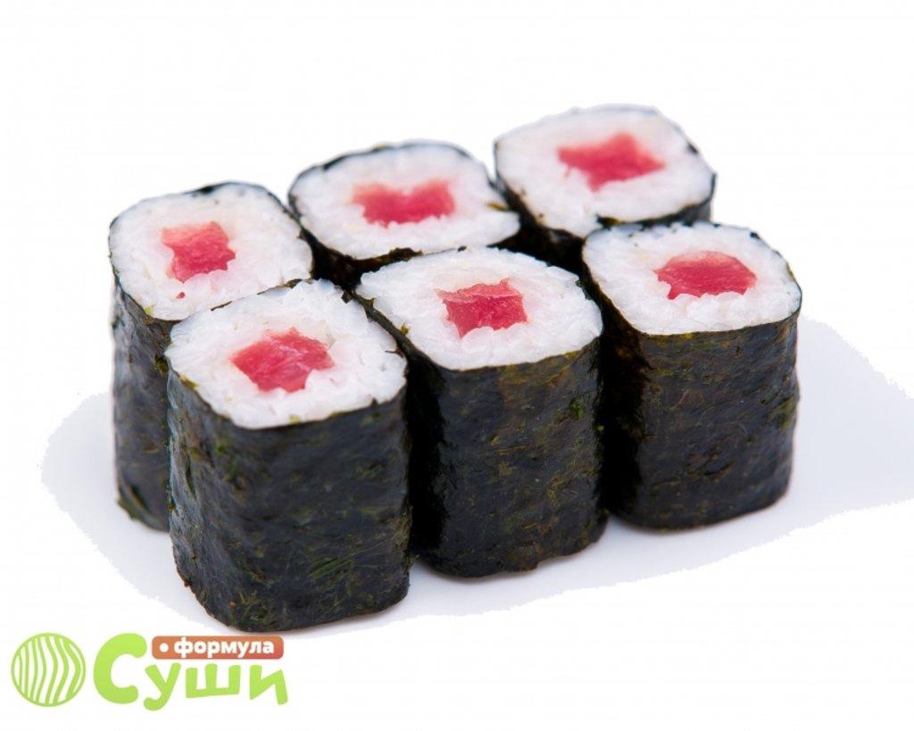 Мини-роллы: ТУНЕЦ в Формула суши