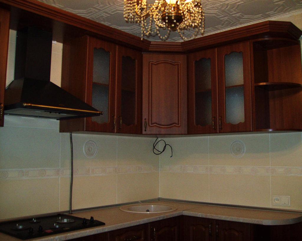 Кухни: Кухня 2 в Золотая рыбка