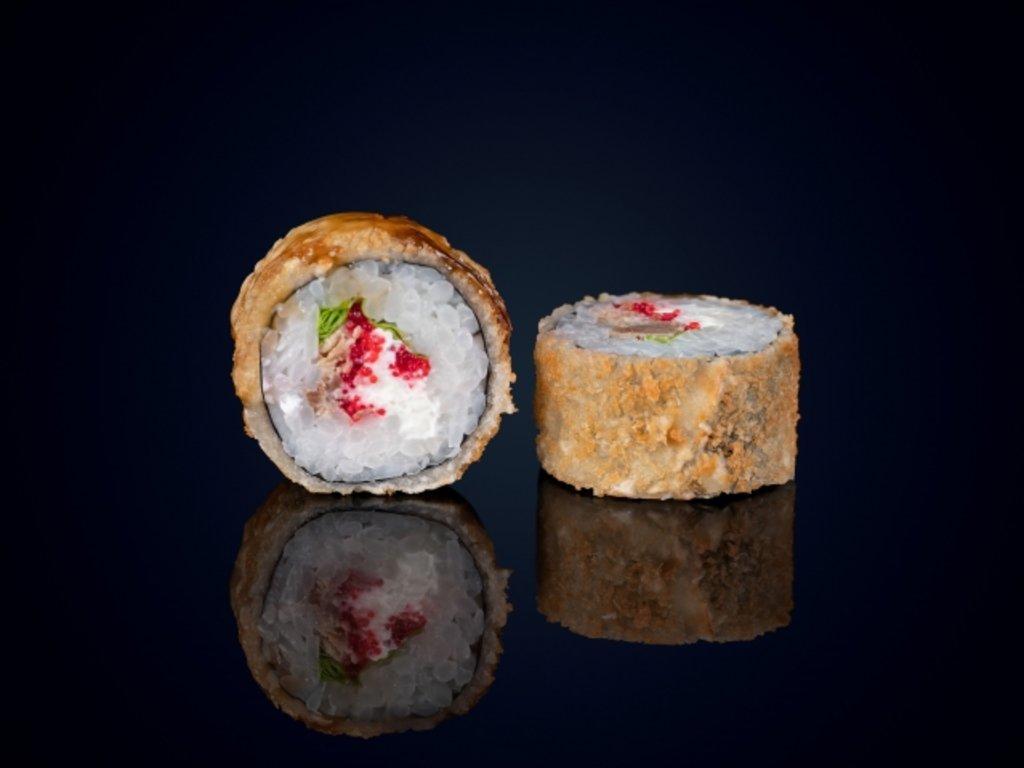 Лосось: Терияки темпура в МЭСИ суши&роллы