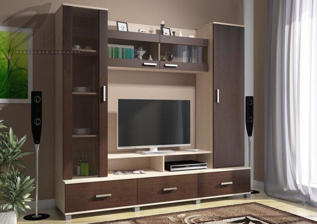 Гостиные: Мебель для гостиной Соло - 8 в Диван Плюс