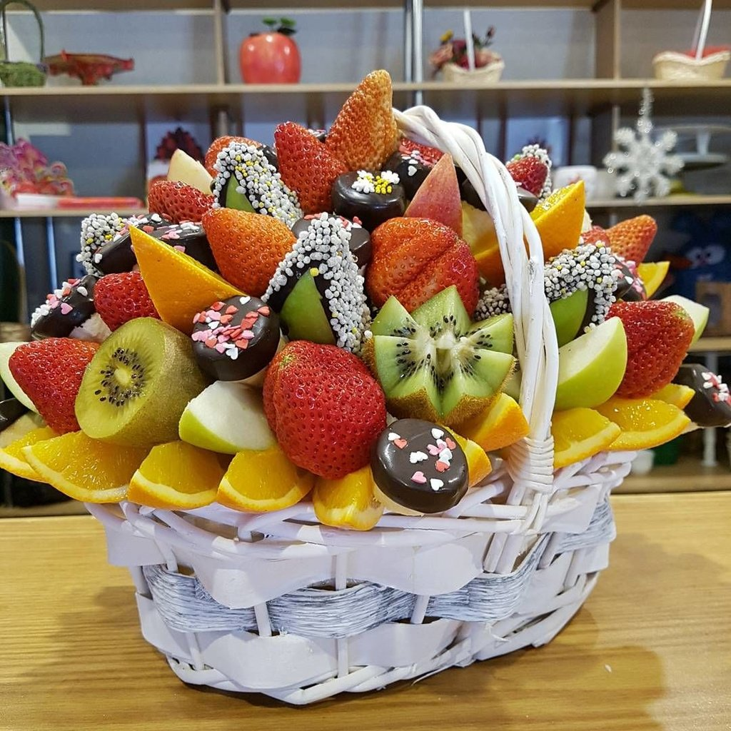 ВСЕ БУКЕТЫ: Корделия в Fruit Art