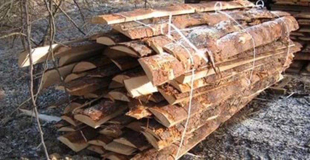 Пиломатериал: Дрова хвойные пиленные 30-35 см, колотые в Деревообрабатывающая компания Сенчуров И.Ю.