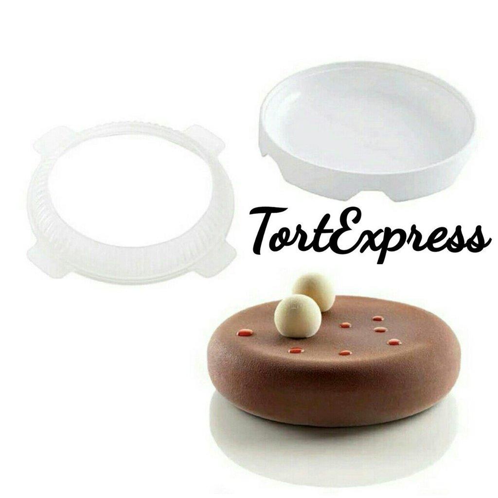 3d формы силиконовые: Форма для муссовых тортов Eclips в ТортExpress