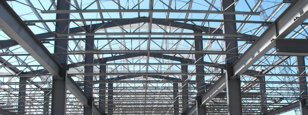Металлоконструкции: Изготовление металлоконструкций в Металл Вологда