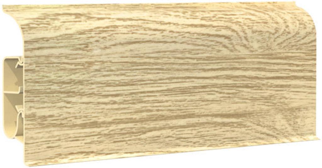 Плинтуса напольные: Плинтус напольный 85  8515 зебрано в Мир Потолков
