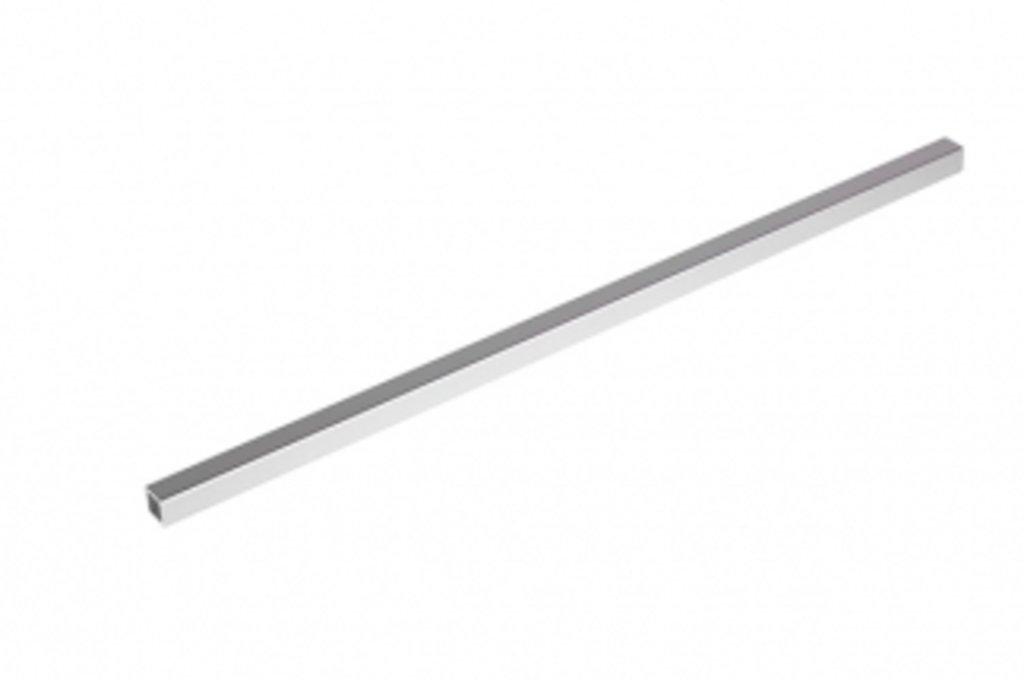 Подъемные механизмы FREEslide: Профиль поперечный для каркаса шириной 1000мм, отделка алюминий в МебельСтрой