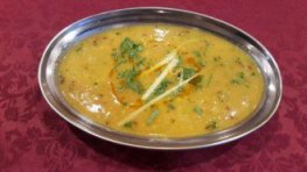 Горячие блюда: Баттэр чикен в Ganga