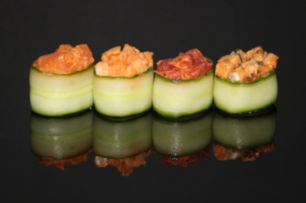 Суши: Каппа гункан в Rise-of-Rice