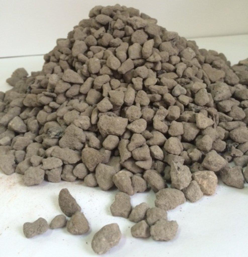 Галька, щебень: Щебень из доменного шлака фр.5-20мм (50кг) в 100 пудов