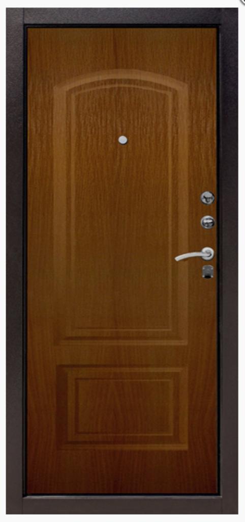 Двери Бункер: Входная дверь. Фабрика Бункер. Модель ФЛ-138 в Двери в Тюмени, межкомнатные двери, входные двери