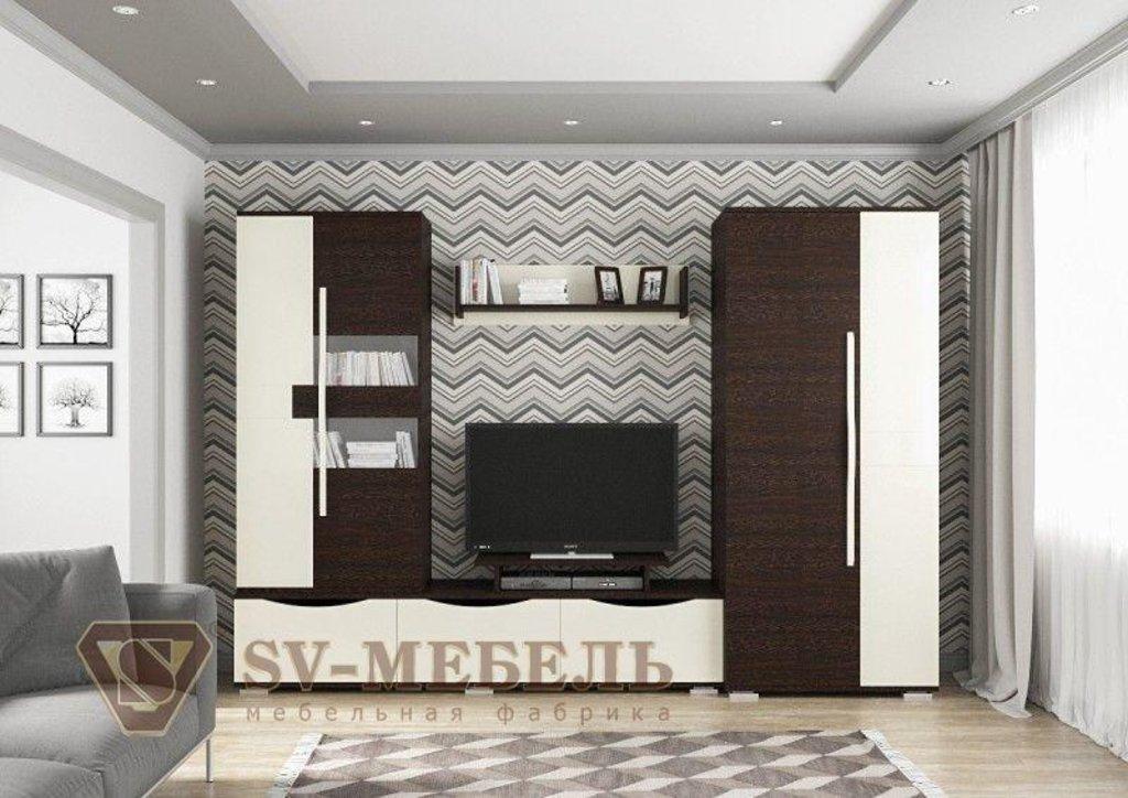 Мебель для гостиной Нота-26: Шкаф Нота-26 в Диван Плюс