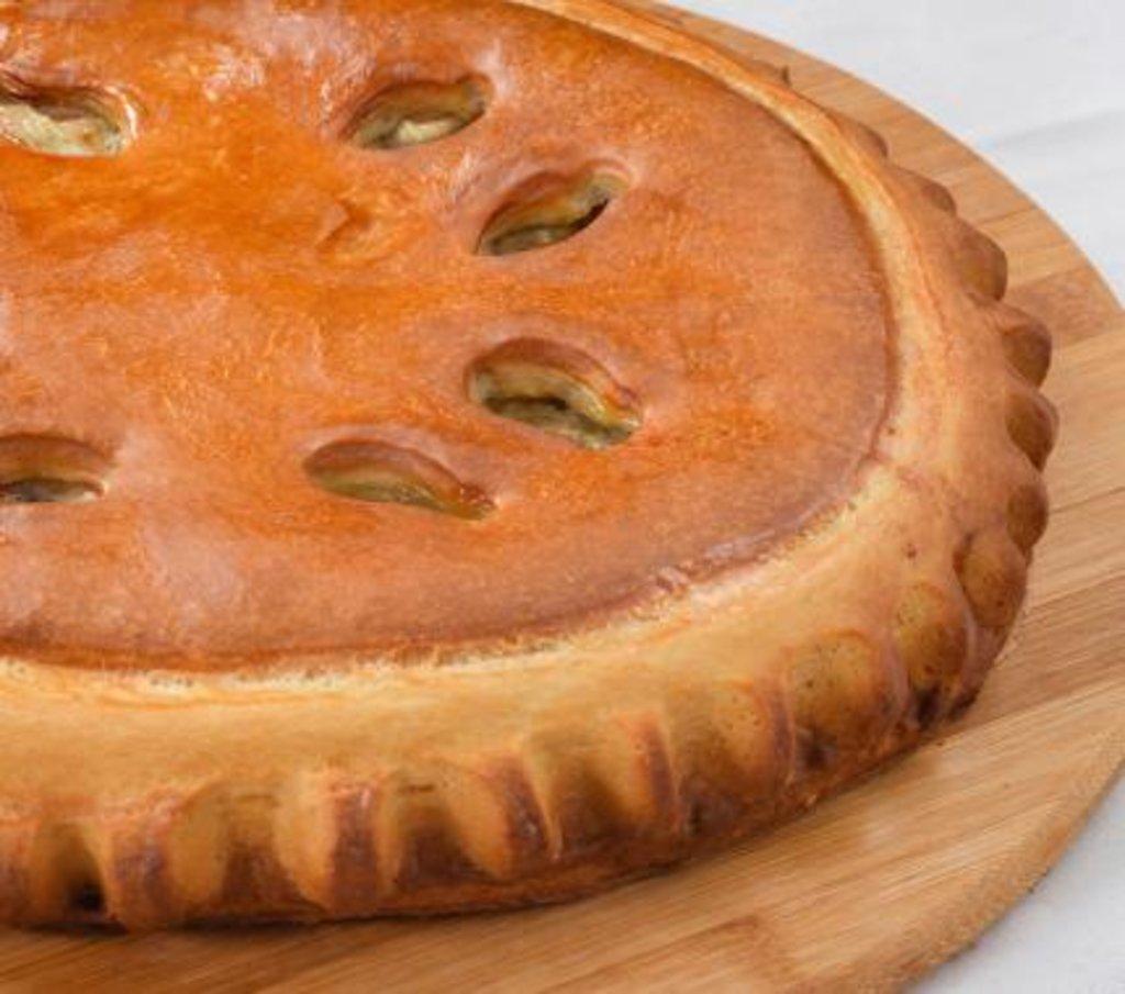 Рыбные: Пирог с горбушей в Царевы Пироги