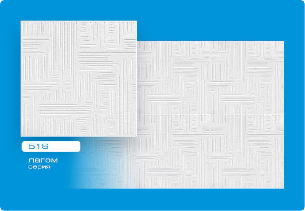 Потолочная плитка: Плитка ЛАГОМ прессованная 516 в Мир Потолков