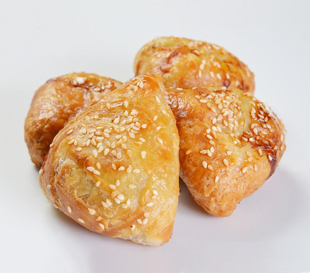 Восточные блюда: Самса-мини куриная 4ШТ. в Провиант