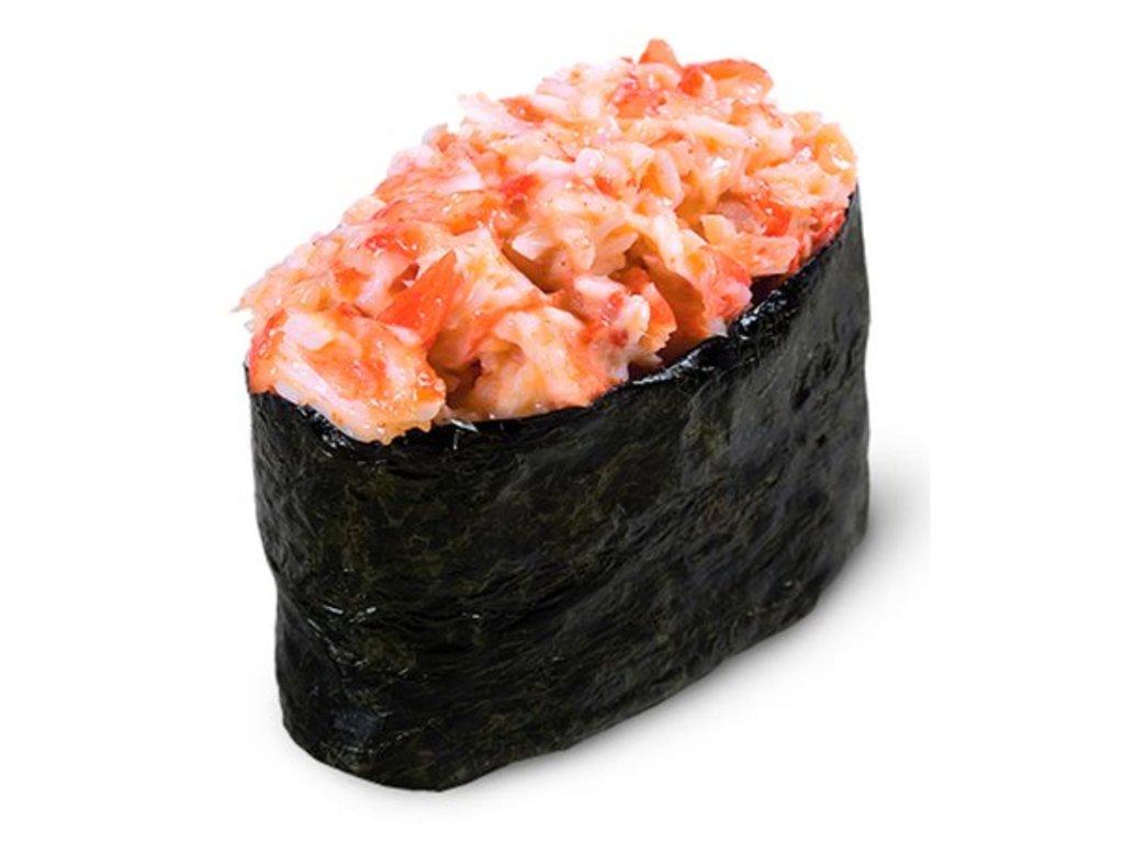 Спайси суши: Суши острые с креветкой в Мастер Пицца Краснодар