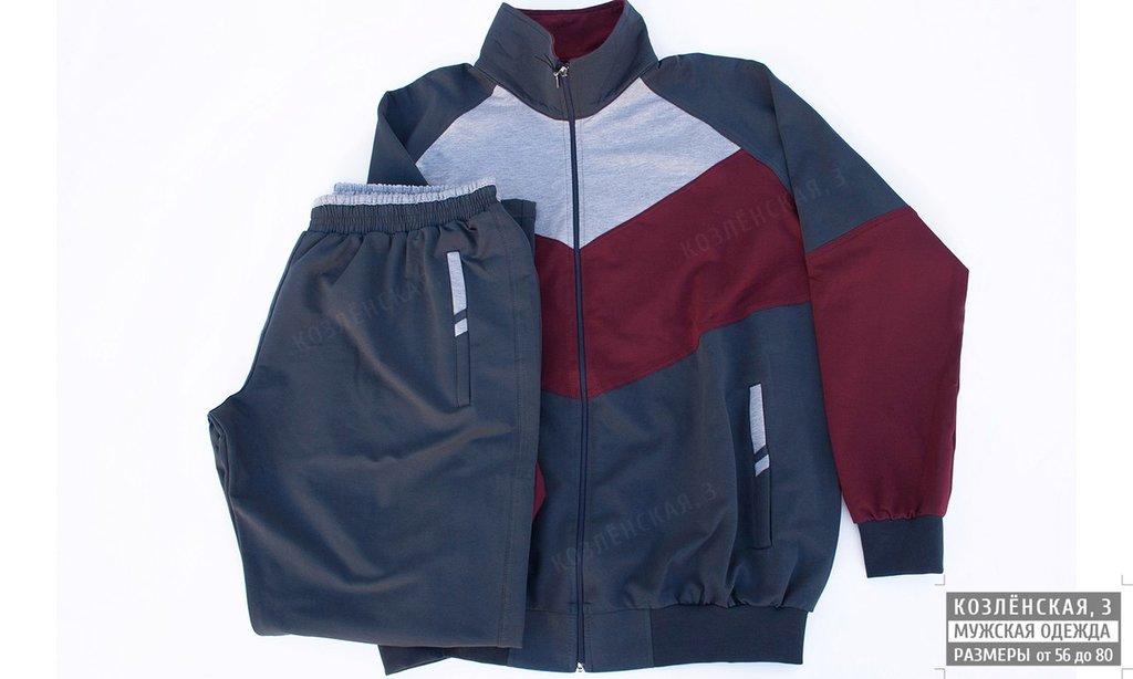 Спортивная одежда: Мужской спортивный костюм в Богатырь, мужская одежда больших размеров