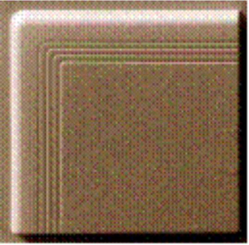 Ступени для лестниц: Ступень Классика Шагрень Угол Квадрат 35,0х35,0х4,0 цвет №02-09 в КамПлит