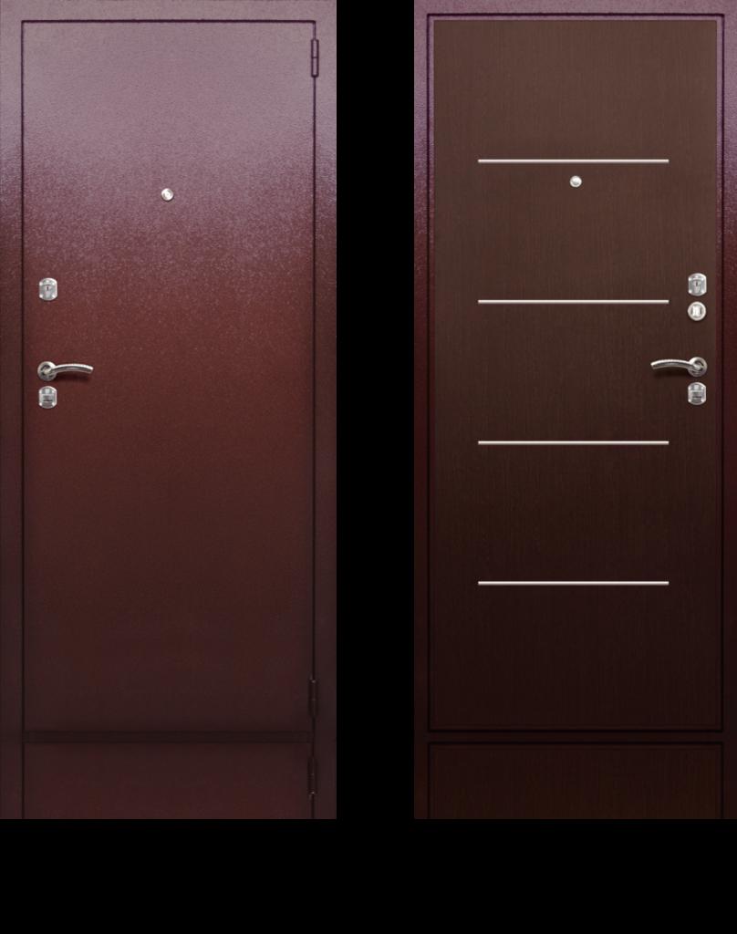 Двери Берлога: Двери БЕРЛОГА. Серия Скала. СК-1 в Двери в Тюмени, межкомнатные двери, входные двери