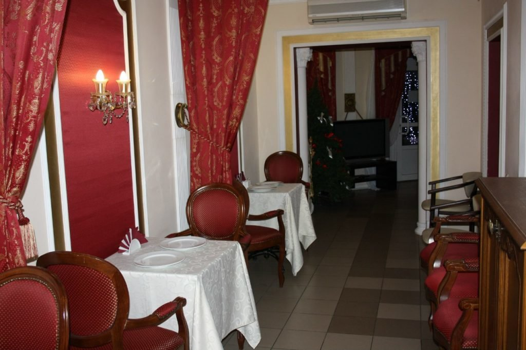 Хороший ресторан в АРБАТЪ, ресторан