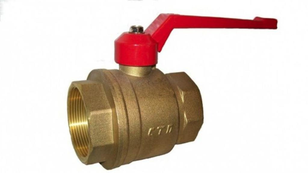 Газовое оборудование, комплектующие: Кран ДУ-25 в Газсантехоборудование
