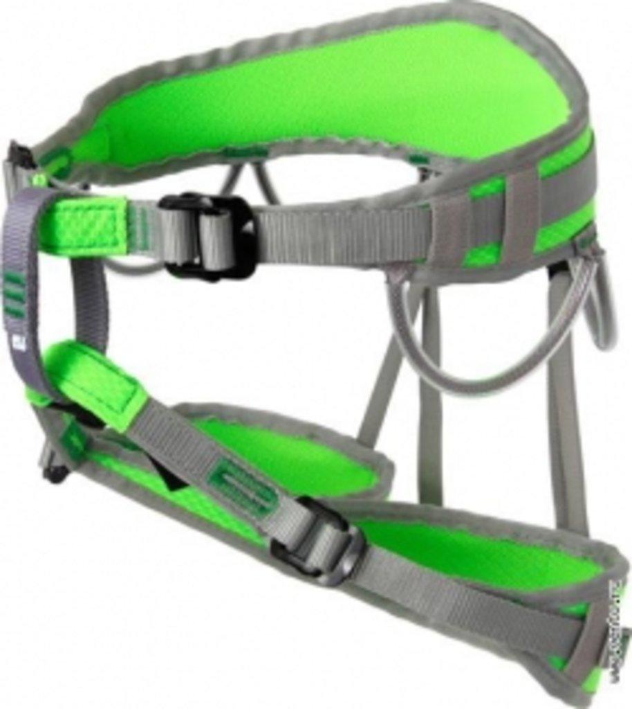 Спортивные обвзяки Vento Sport: Альпинистская беседка «Argon toXic» green в Турин