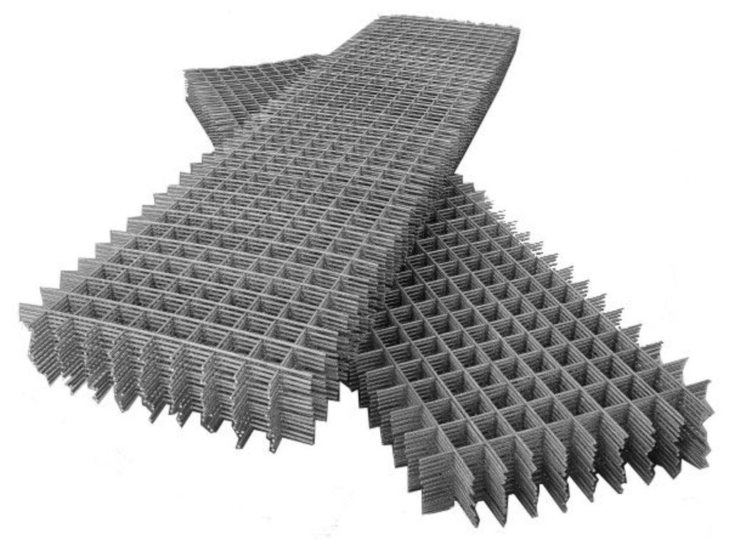 Металлоизделия строительного назначения, общее: Сетка кладочная (4) ячейка 50х50мм, размеры: 51х150см, 0,76 м2 в 100 пудов