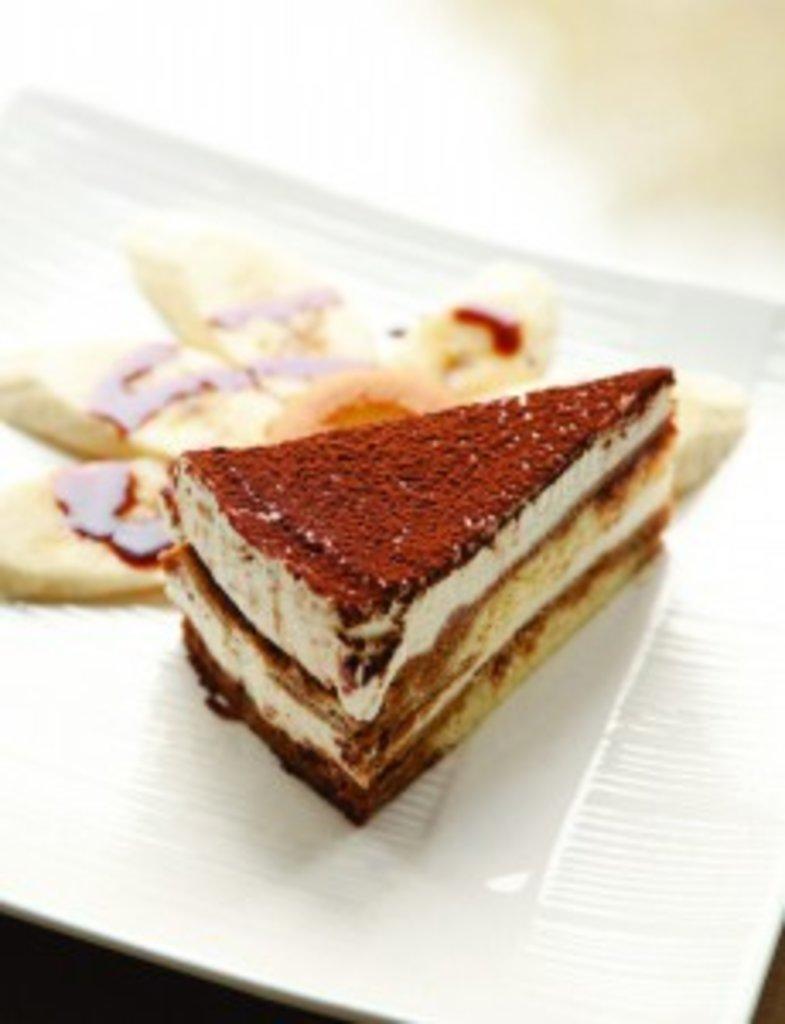 Десерты: Тирамису в Sushin