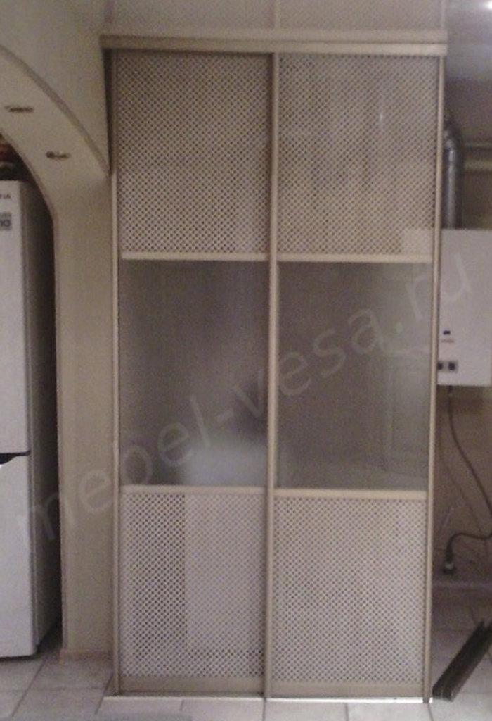 Шкафы: Шкаф-купе Визит в Vesa
