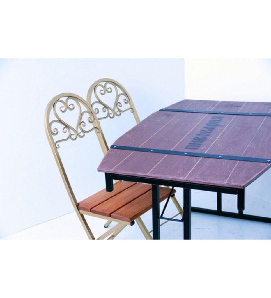 Столы для летних кафе, ресторанов: Стол Бочка в АРТ-МЕБЕЛЬ НН