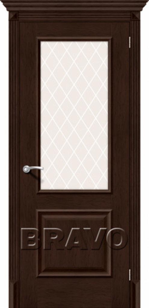 Двери экошпон BRAVO Classico: Классико-13 (new) Antique Oak в STEKLOMASTER