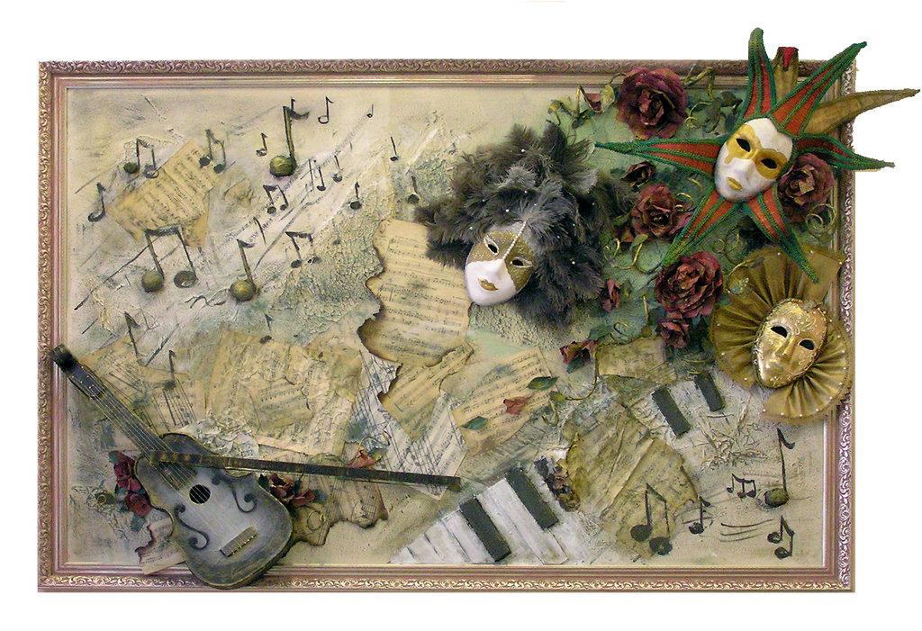 Картины, общее: Картины, вазы, предметы интерьера в Гран При
